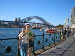 Melanie and Cathy travel blog