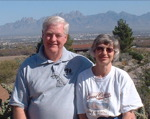 Chet and Janet Bowman travel blog