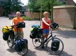 Bob en Rianne op weg naar Santiago de Compostela travel blog