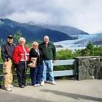 Walt & Carol, Steve & Joyce travel blog