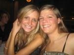 Claudia og Julie travel blog
