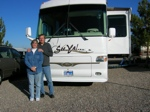 Gene and Kathy Ford travel blog