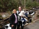 Bruce, Gayle and Kitt travel blog