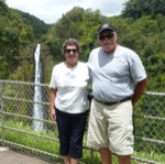 Bill & Ruth travel blog