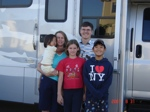 Baber Family Fall 2007 Trip travel blog