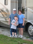 Smythe Family On The Road travel blog