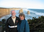 Judi & Chris travel blog