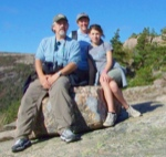 Julie, Dave, & Leah travel blog