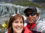 Kristen and Pete travel blog