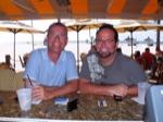 Paul & Tony travel blog