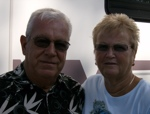 Frank and Carole travel blog