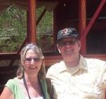 Jim and Ellen Capps travel blog