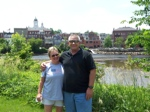 Steve & Kathy Burnett travel blog