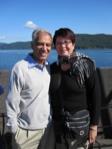 Vicki and Anil Kapoor travel blog