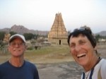 Just Bon & Tim - Mari(Laxmi) is on her own trip in India now. travel blog