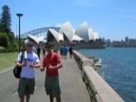 Adam and Tim travel blog
