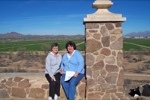 Valerie and Joan travel blog