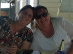 mandy and Debra travel blog