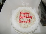 Harold travel blog