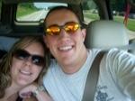 Kylie & Jon travel blog