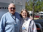 Doris and John Roberts travel blog