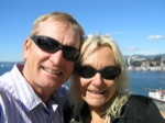 Peter and Vicki travel blog