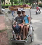 Michael and Courtney travel blog