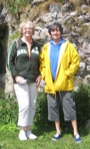 Elaine and Bette travel blog