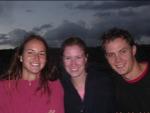 Luke, Marie and Sharna travel blog