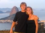 Lewie Kellin and Megan Erickson travel blog