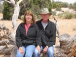 Craig and Carolyn Mills travel blog