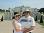 Larry and Lorraine Langager travel blog