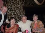 Margarita, Pancho, Conejita and Miguel travel blog