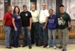 Frank, Franklin, Tommy, Norwood, Junior & Lisa travel blog