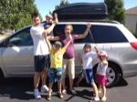 Adam Stubbs Family travel blog
