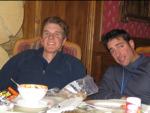 Dave Brown and Ian Prager travel blog