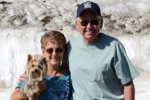 Terry, Doug and Roxie travel blog