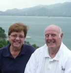 Sue and Darrel travel blog