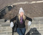 Kirsten travel blog