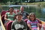 Pania, Kevin, Kahurangi & Ariana Gray travel blog