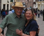 Bob and Nancy travel blog