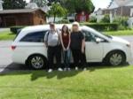 John, Leslie and Leah travel blog