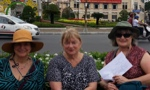 Barbara Golay, Barb Mandic and Peggy Moe travel blog