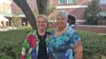 Shirley and Carol travel blog