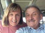Heather and Gary travel blog