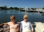 Judy & Irma travel blog