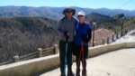 Sue and Troy Clarke travel blog