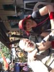 Jocelyn Medley and Barney Richards travel blog