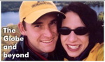 Guy Nicholson and Christina Vardanis travel blog