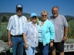 Norm, Scotty, Bill & Joann travel blog